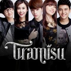 Tiramisu Here Were Are (Beat) - Tiramisu Band